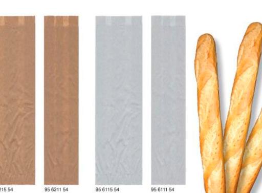sobres para bolsas de pan